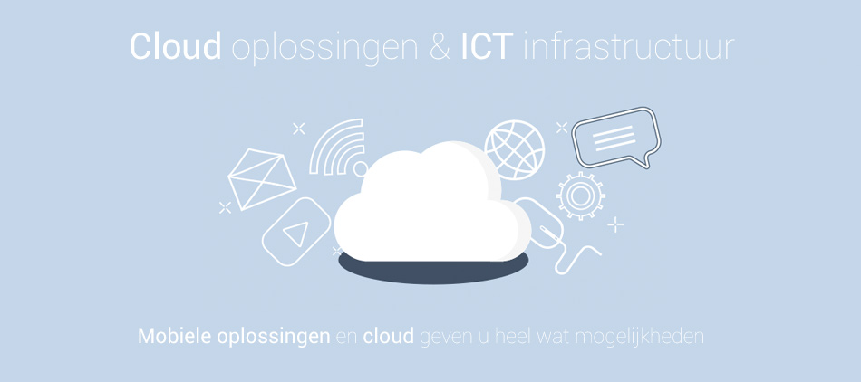 Banner Cloud oplossingen & ICT infrastructuur