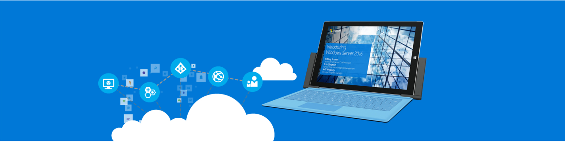 Windows server 2016 of Azure